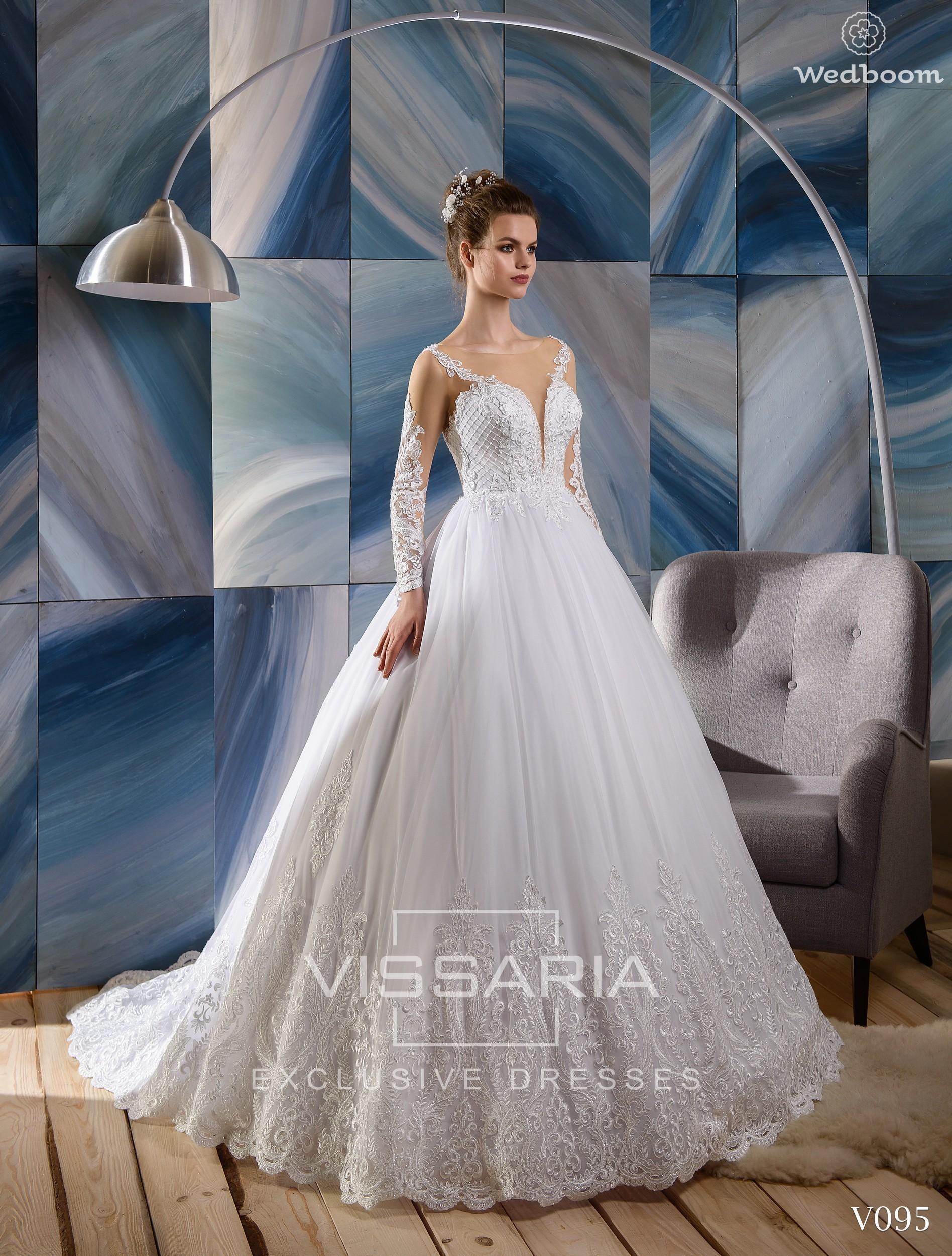 Wedding Dress Vissaria V20