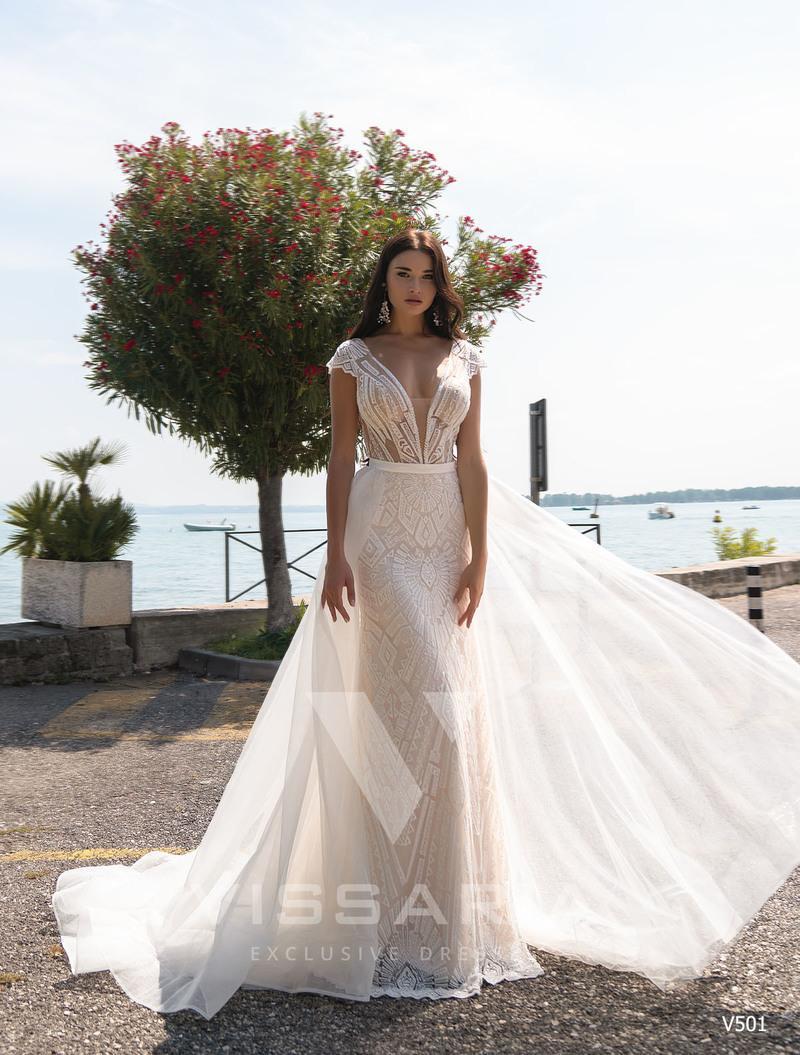 Rochie de mireasa Vissaria V501