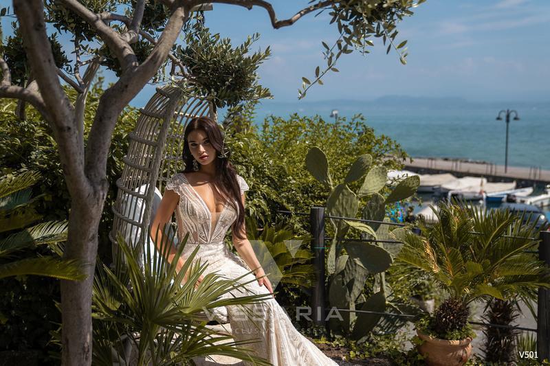 Свадебное платье Vissaria V501
