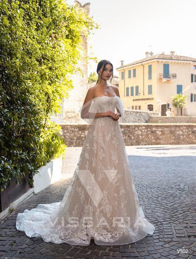Wedding Dress Vissaria V502