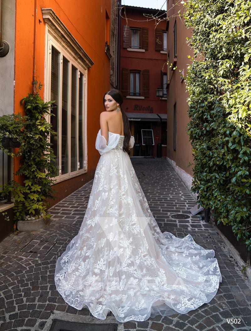 Свадебное платье Vissaria V502