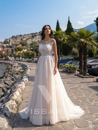 Wedding Dress Vissaria V503
