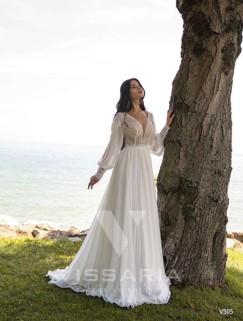 Wedding Dress Vissaria V505