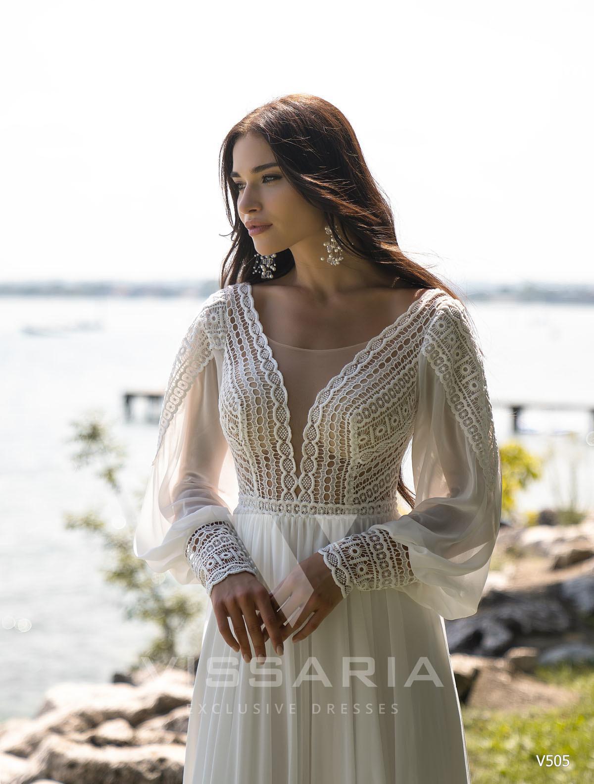 Robe De Mariee Vissaria V505 Wedboom Ch Boutique En Ligne De Robes