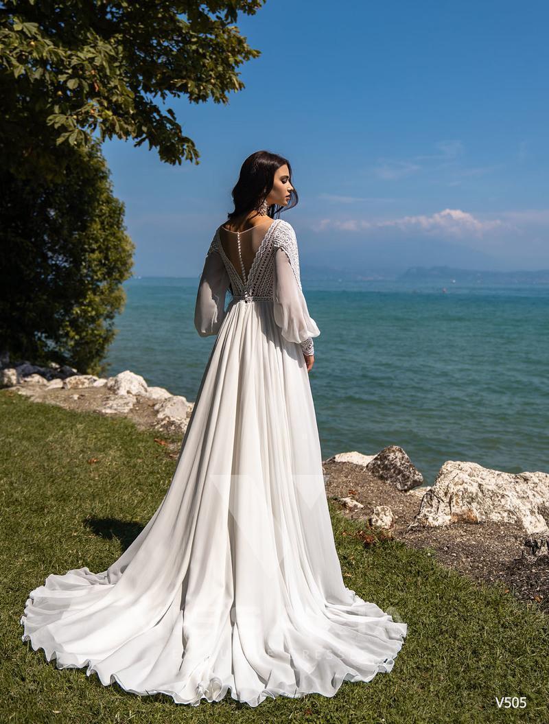 Свадебное платье Vissaria V505