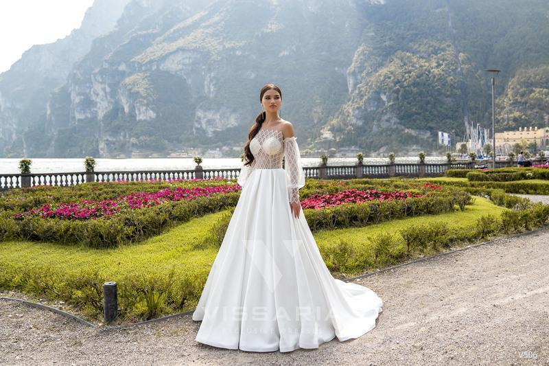 Свадебное платье Vissaria V506
