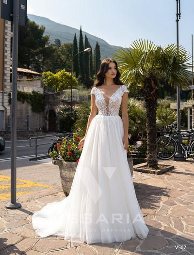 Wedding Dress Vissaria V507