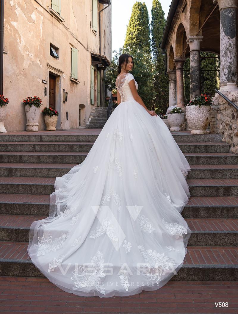 Свадебное платье Vissaria V508