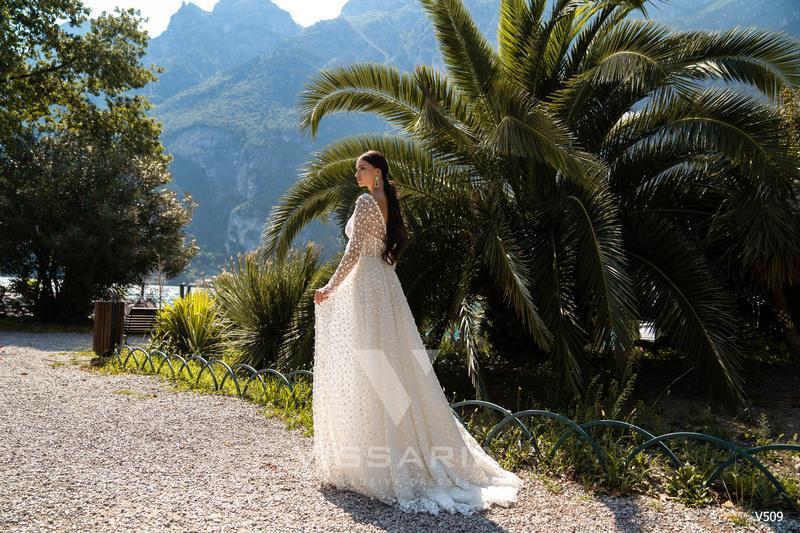Свадебное платье Vissaria V509