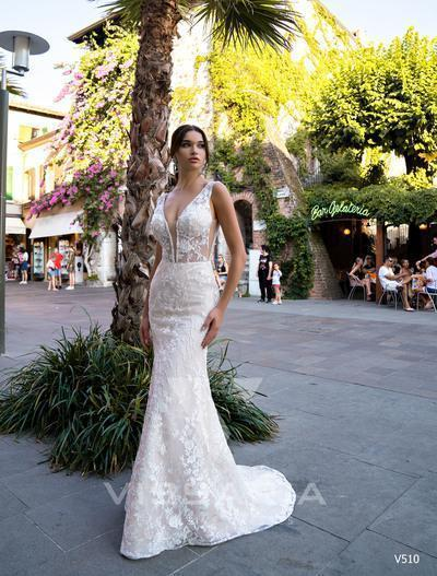 Wedding Dress Vissaria V510