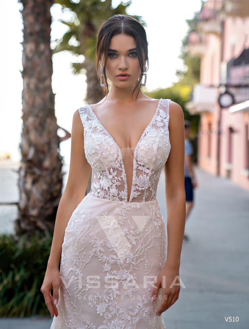 Свадебное платье Vissaria V510