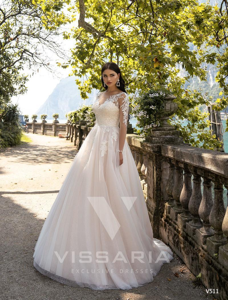 Wedding Dress Vissaria V511