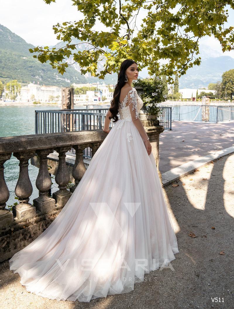 Свадебное платье Vissaria V511