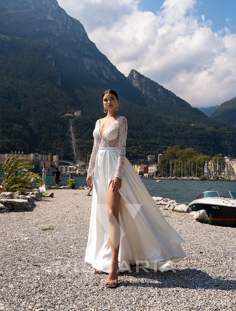 Свадебное платье Vissaria V512
