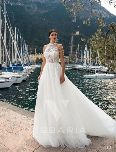 Wedding Dress Vissaria V513