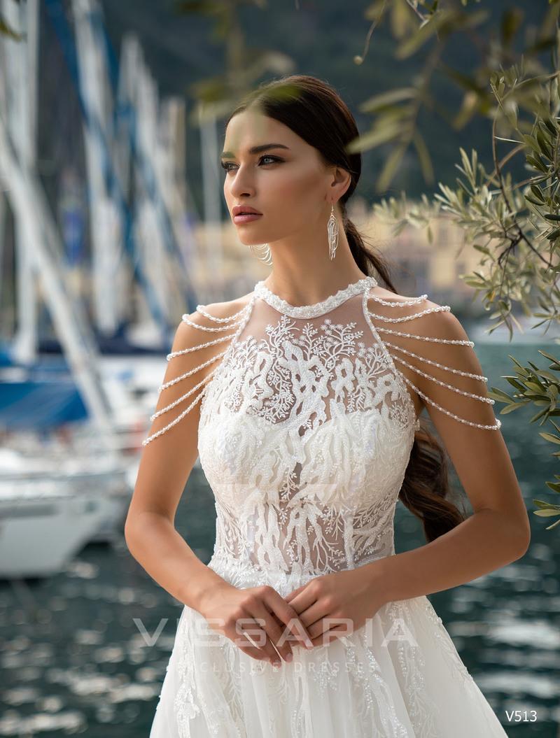 Свадебное платье Vissaria V513