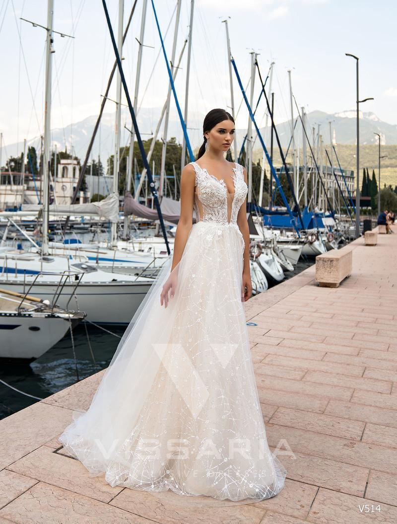 Wedding Dress Vissaria V514