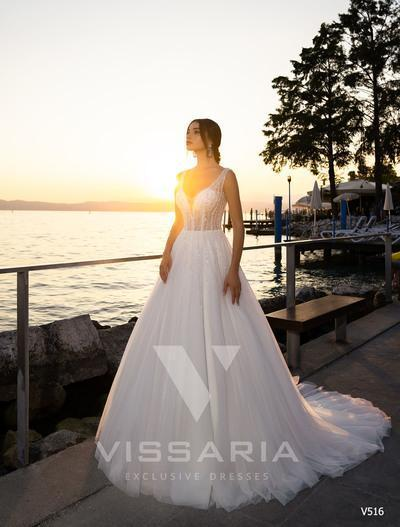 Wedding Dress Vissaria V516