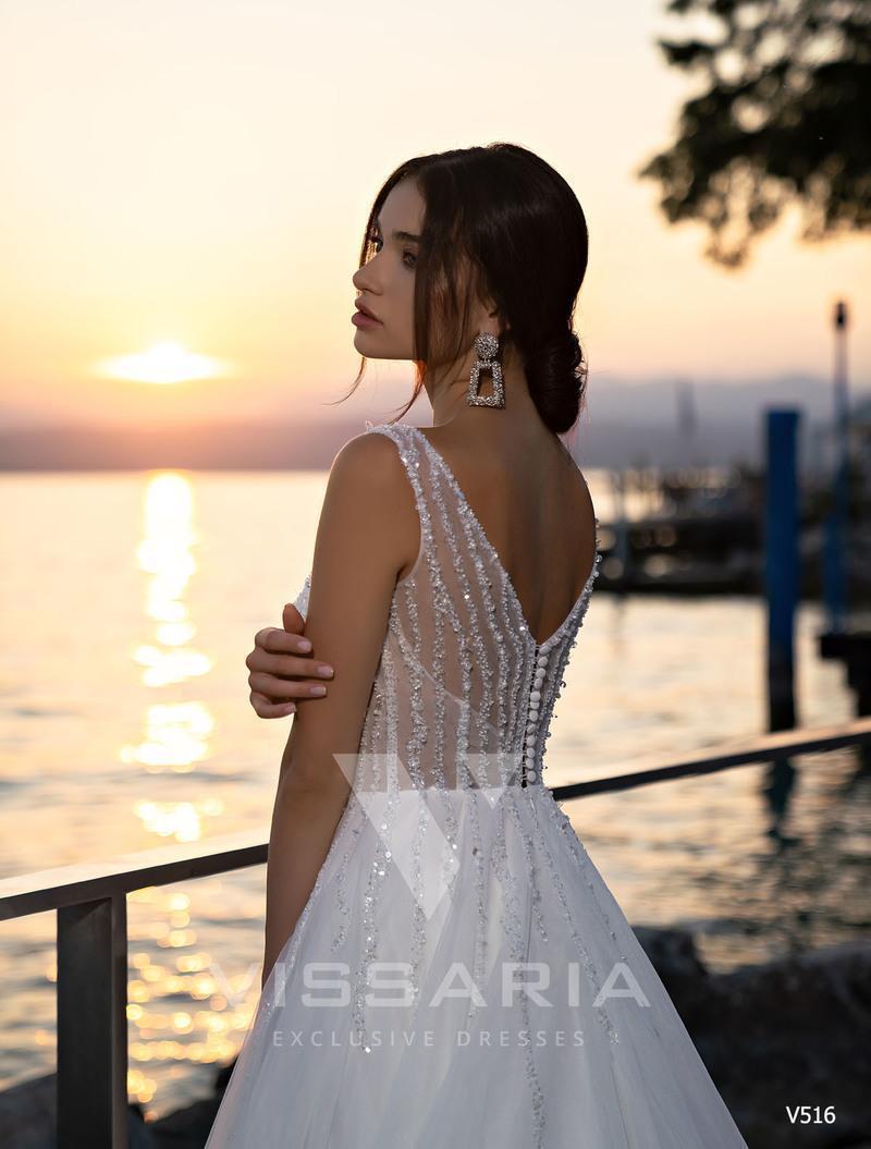 Свадебное платье Vissaria V516