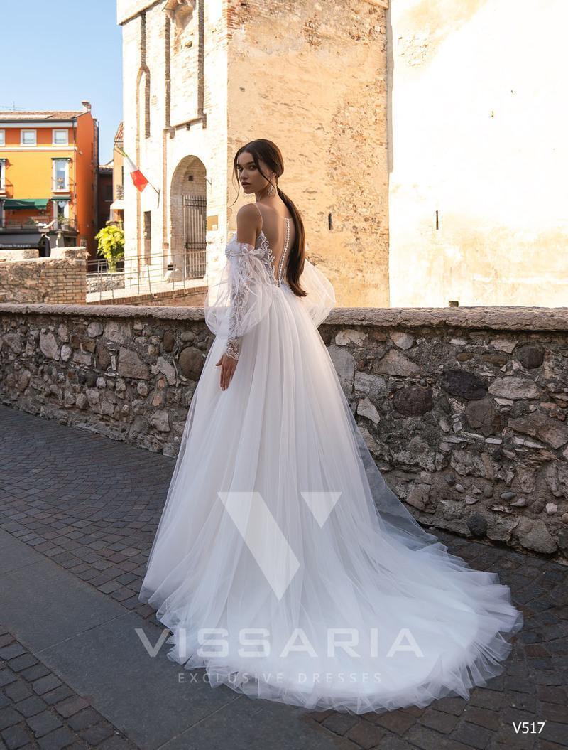 Свадебное платье Vissaria V517