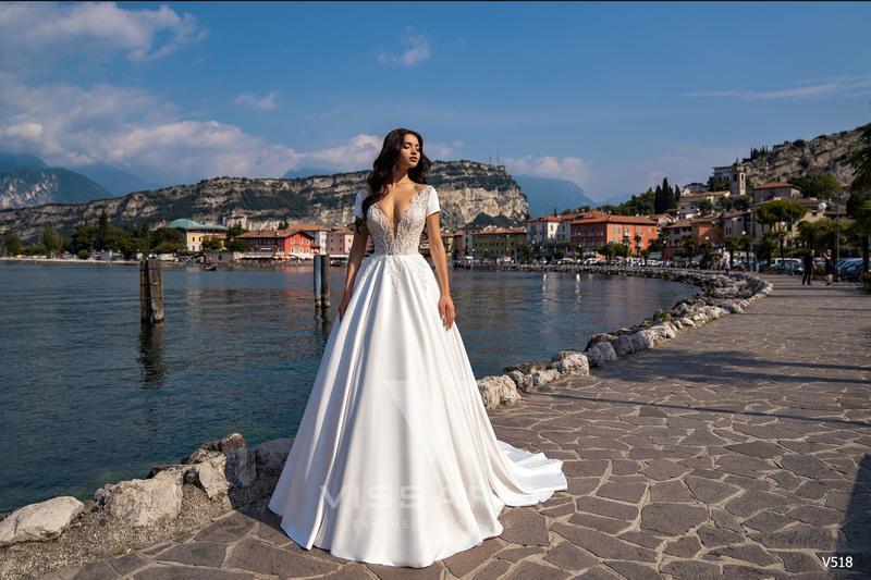 Свадебное платье Vissaria V518