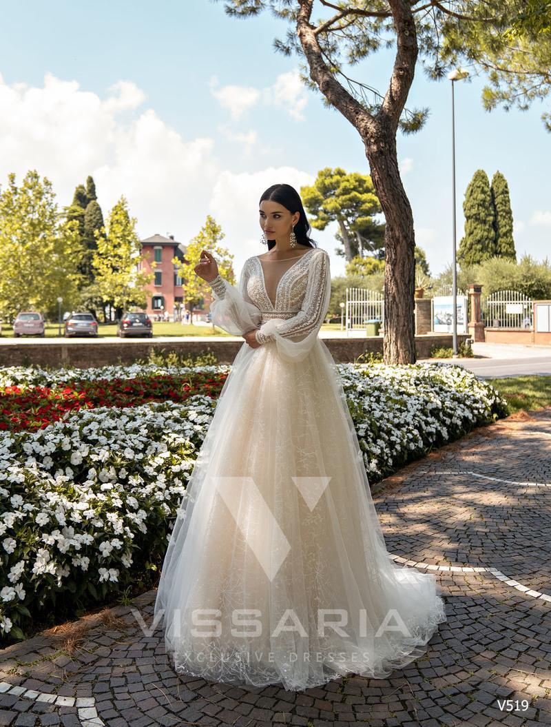 Rochie de mireasa Vissaria V519