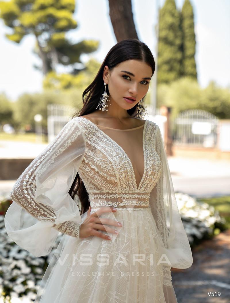 Свадебное платье Vissaria V519