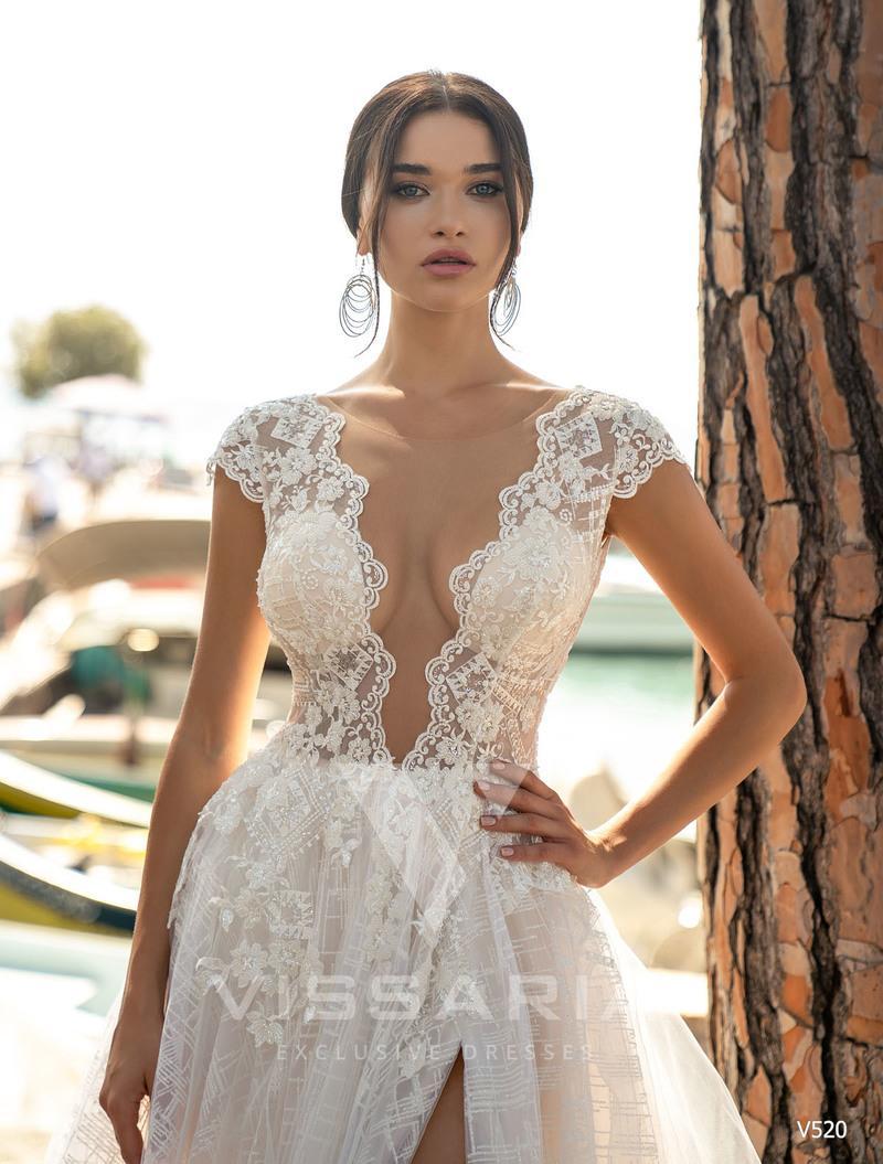 Свадебное платье Vissaria V520