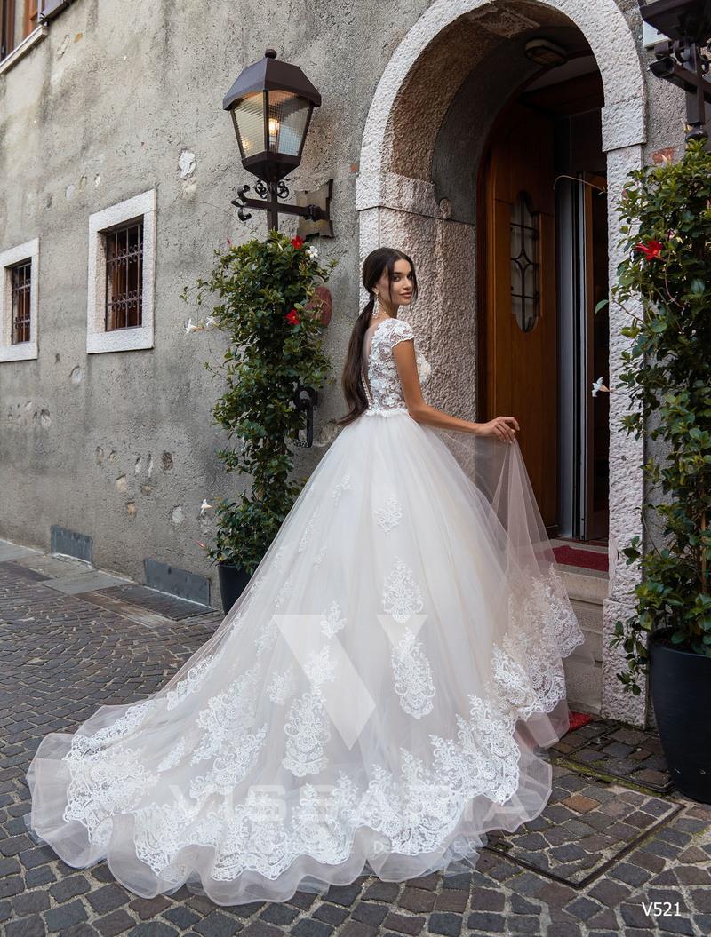 Свадебное платье Vissaria V521