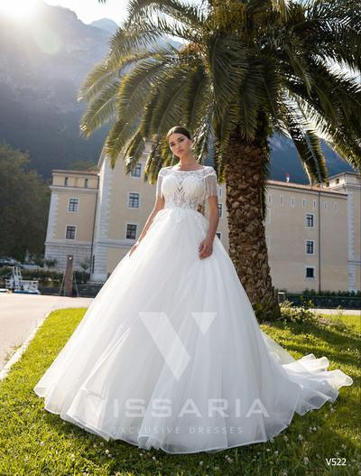 Wedding Dress Vissaria V522