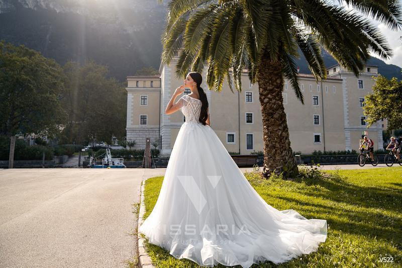 Свадебное платье Vissaria V522