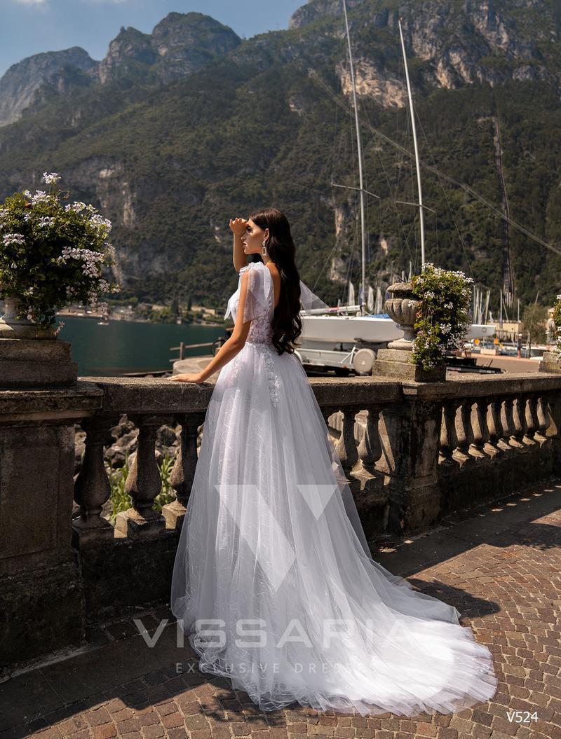 Wedding Dress Vissaria V524
