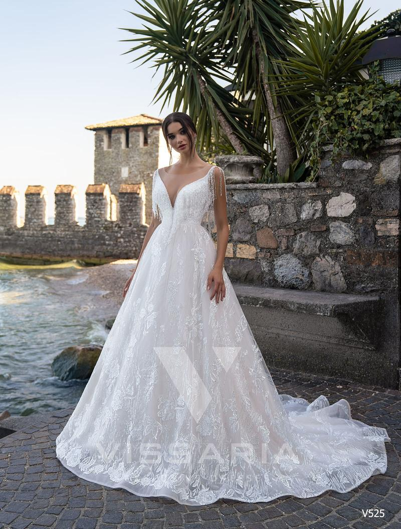 Wedding Dress Vissaria V525
