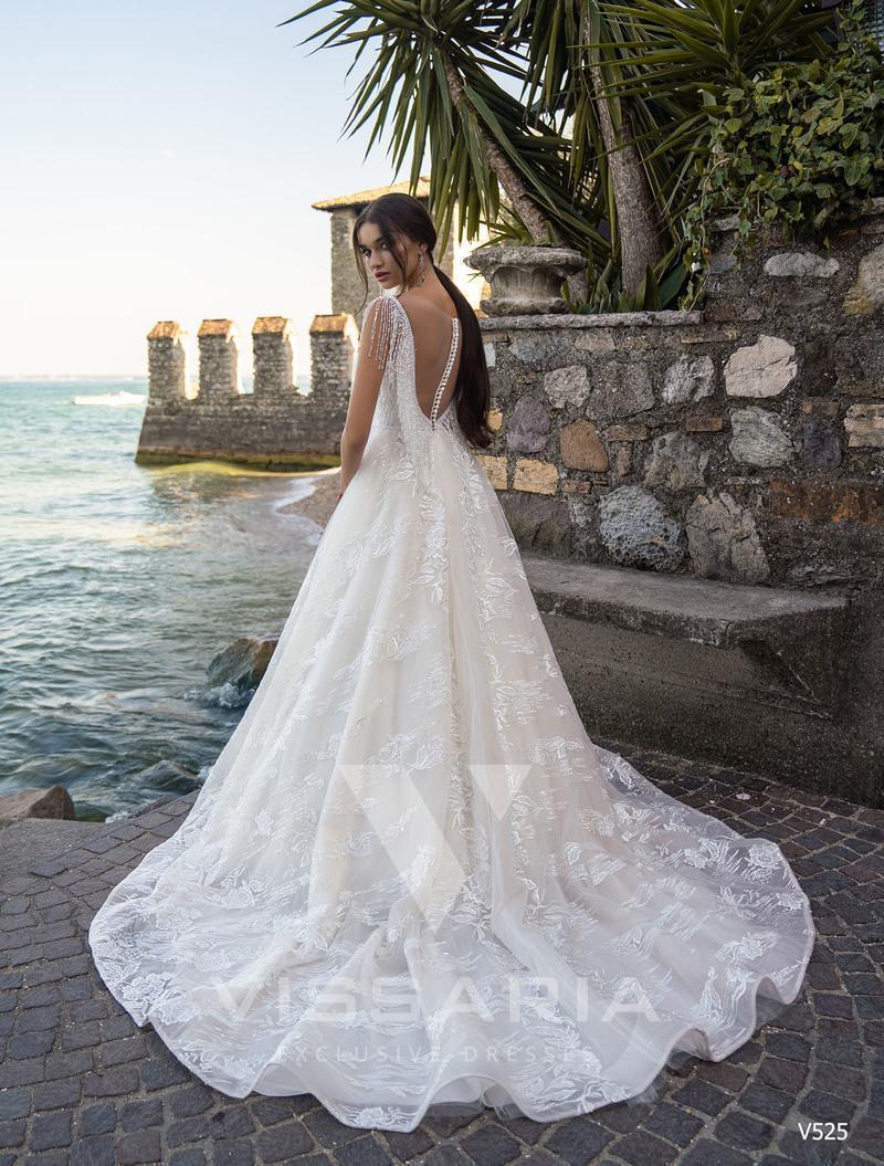 Свадебное платье Vissaria V525