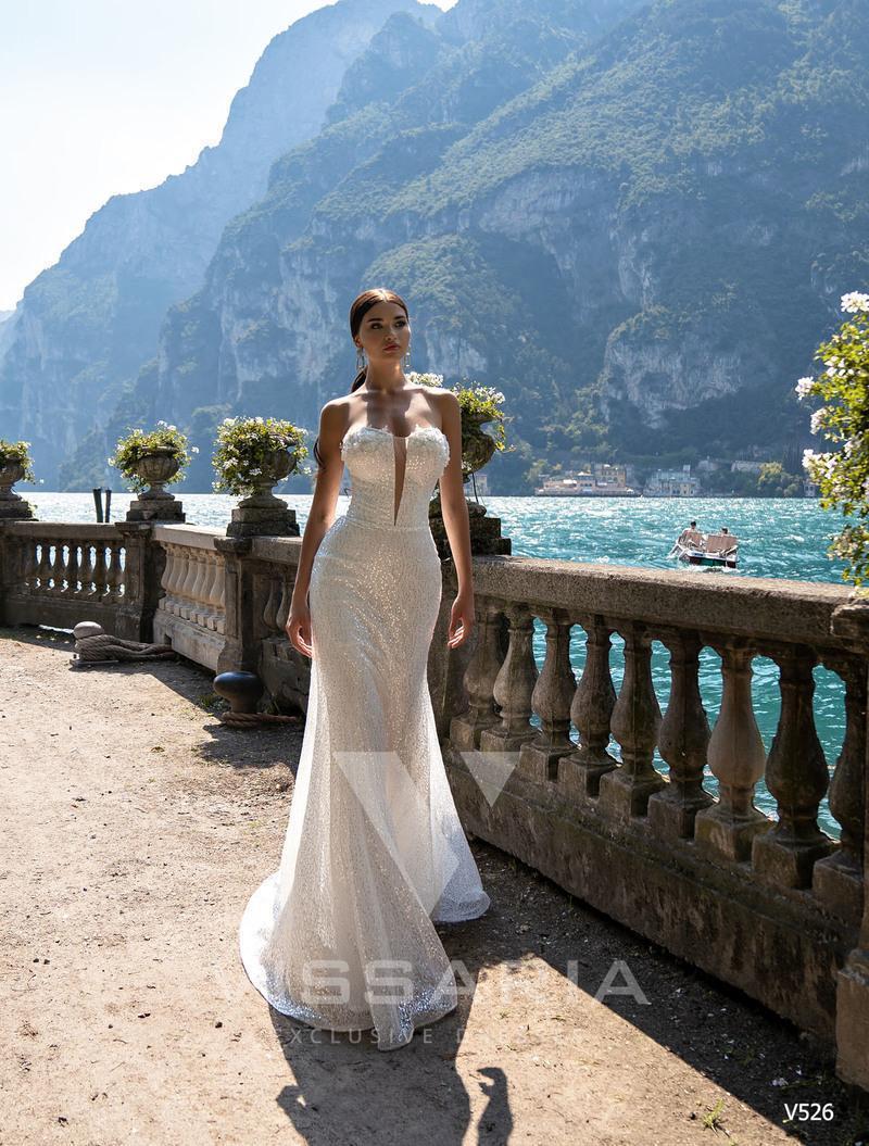 Свадебное платье Vissaria V526
