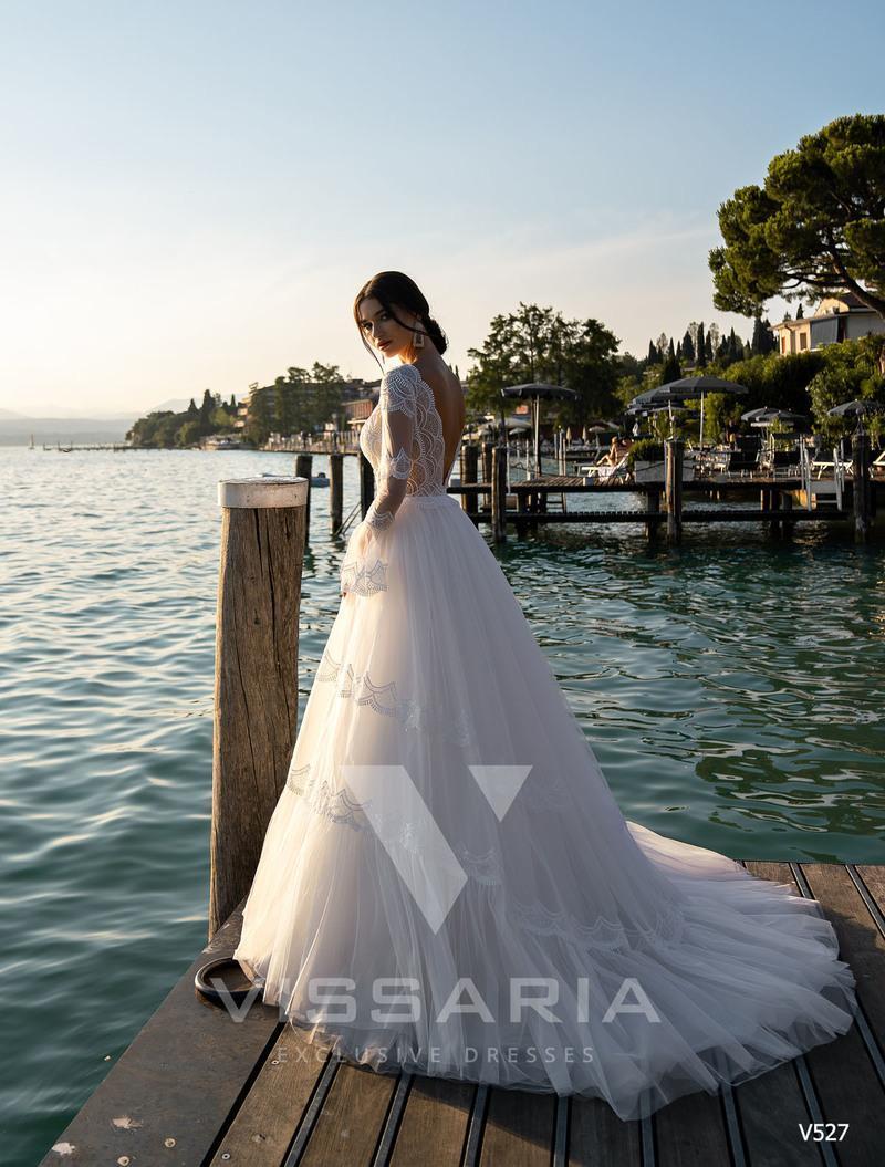 Свадебное платье Vissaria V527