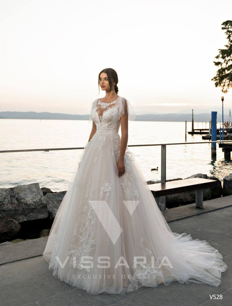 Wedding Dress Vissaria V528