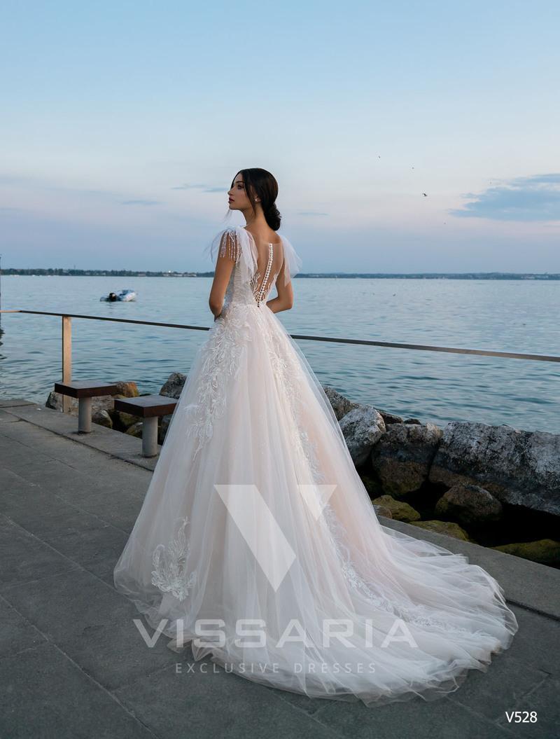 Свадебное платье Vissaria V528