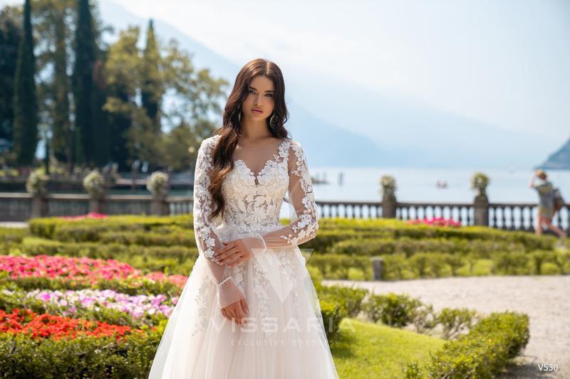 Свадебное платье Vissaria V530