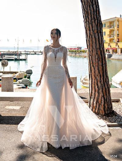 Wedding Dress Vissaria V534