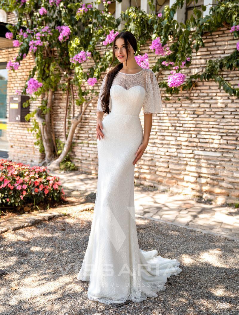 Свадебное платье Vissaria V535