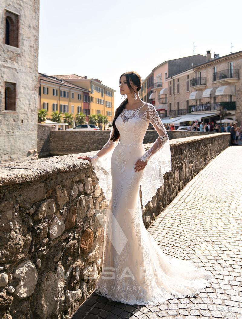 Wedding Dress Vissaria V538