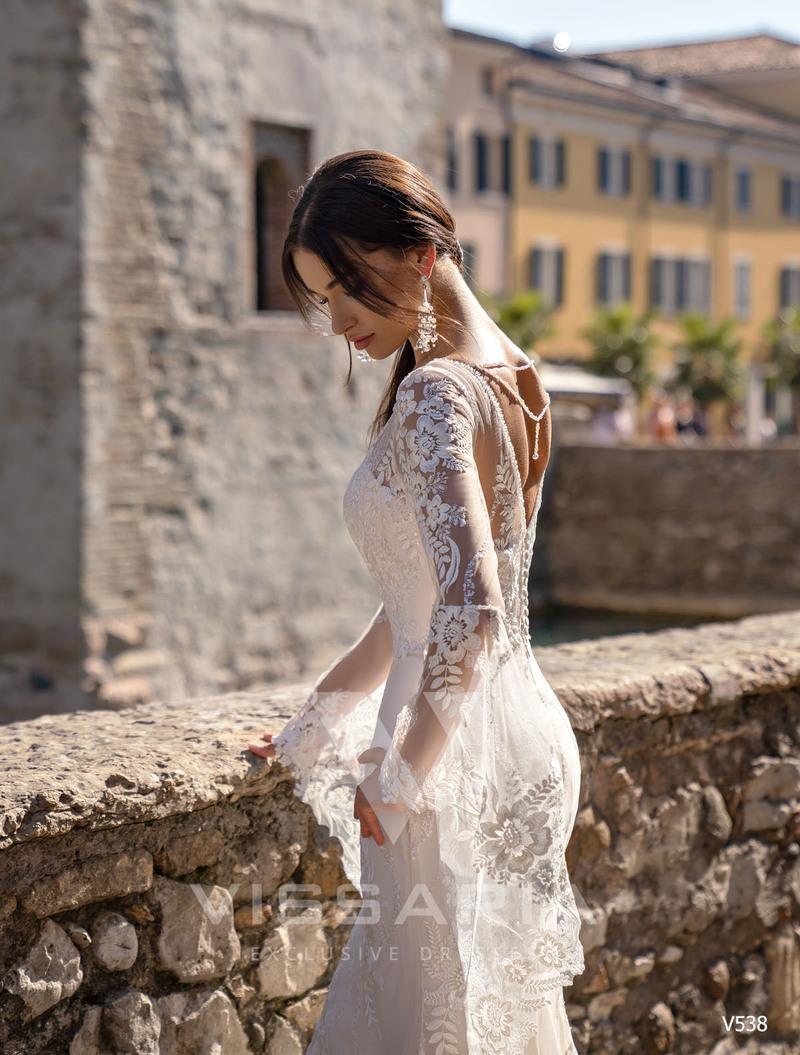 Свадебное платье Vissaria V538