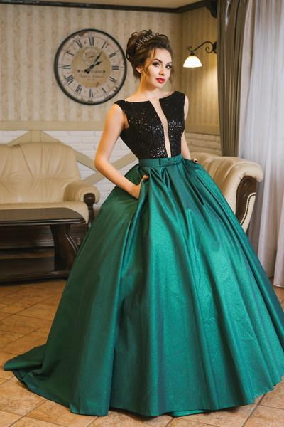 Evening Dress Wedboom v-001