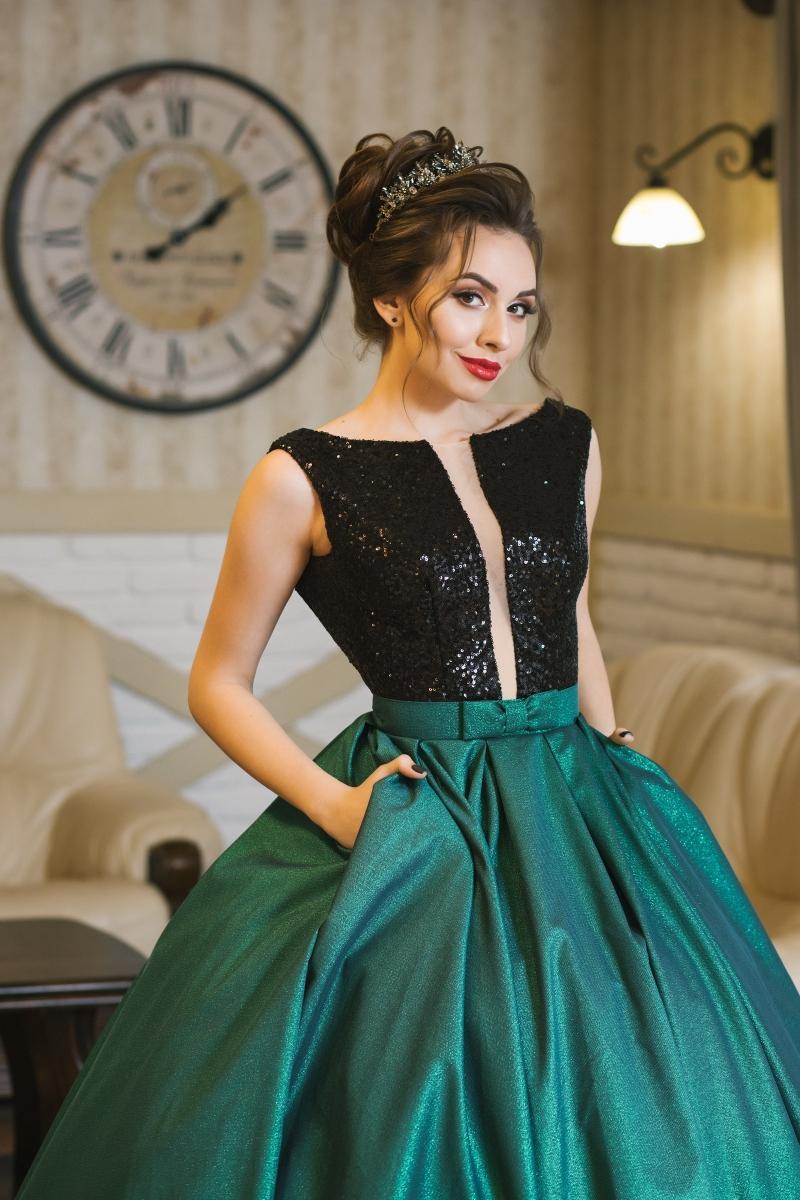 Вечернее платье Wedboom v-001