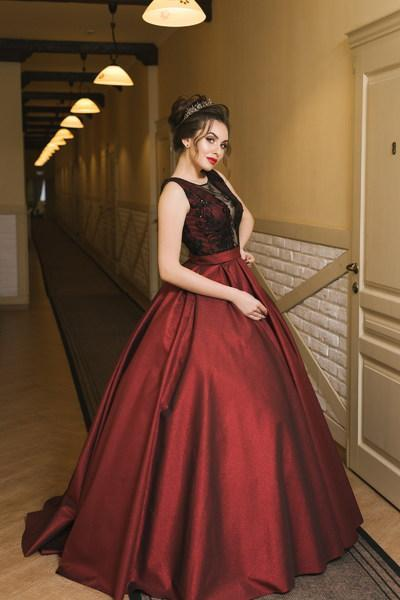 Evening Dress Wedboom v-003