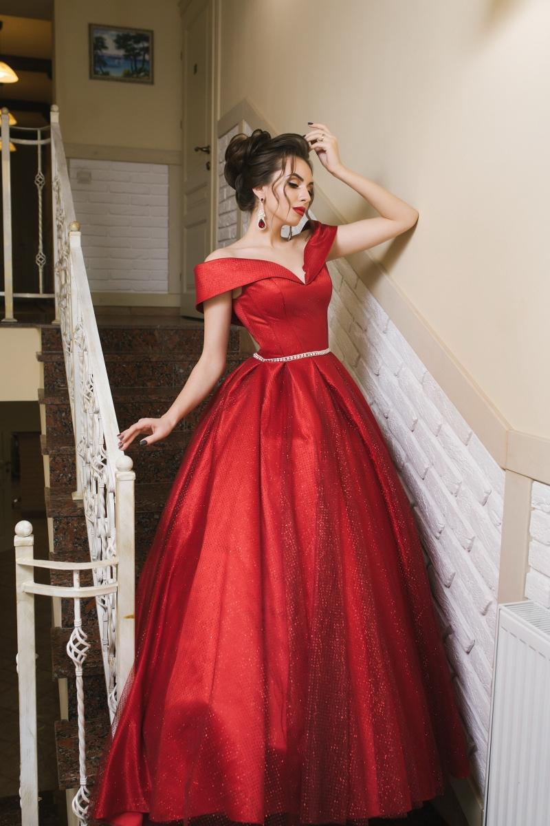 Evening Dress Wedboom v-004