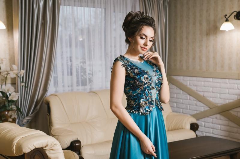 Вечернее платье Wedboom v-006