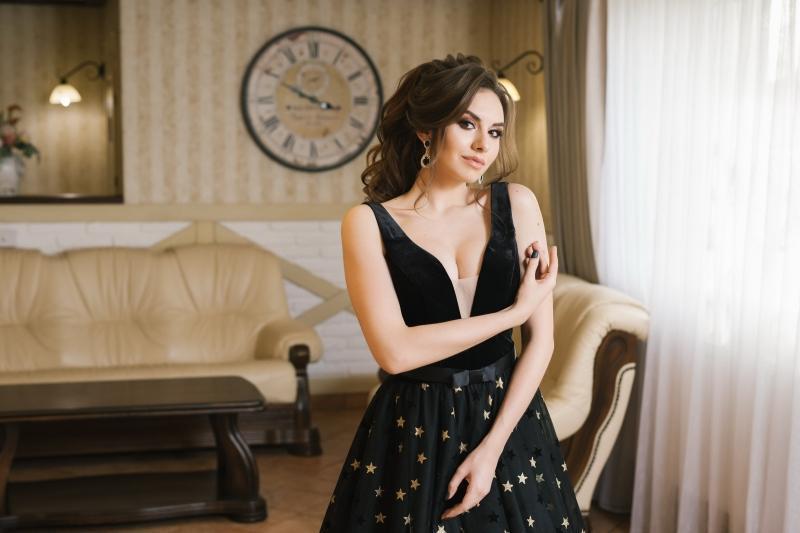 Вечернее платье Wedboom v-007