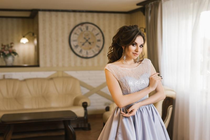 Вечернее платье Wedboom v-009
